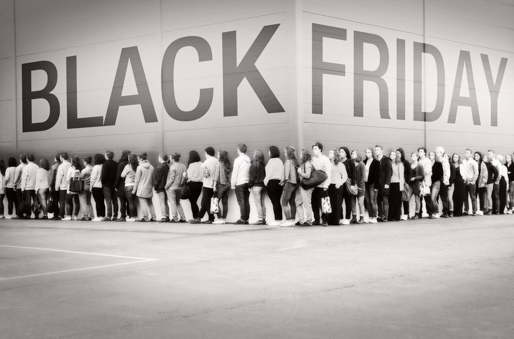 جمعه سیاه – مشکی رنگ عشقه !!!