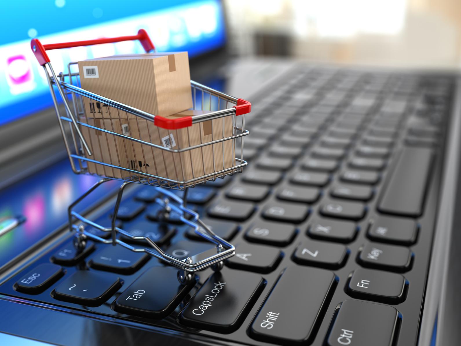 فروش آنلاین چینی ها امسال ۹۰۰ میلیارد دلاری میشود