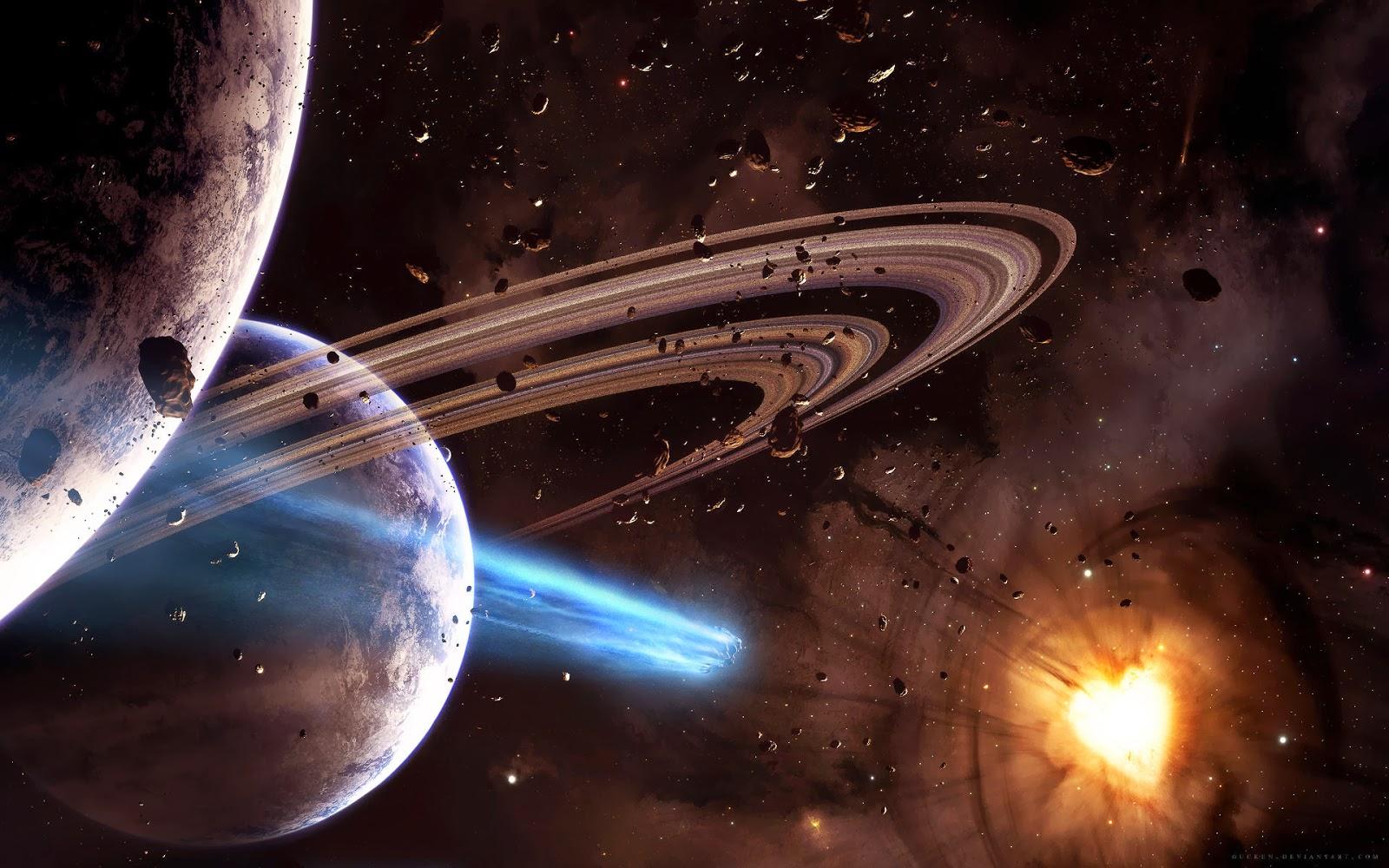 ایده بلندپروازانه دانشمندان برای فرود انسان روی زحل در سال ۱۹۷۰